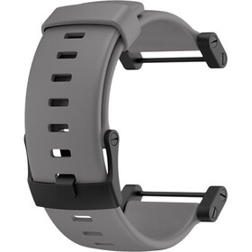 Suunto Core Crush Flat Rubber Strap gray
